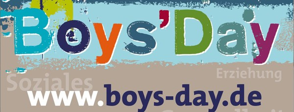 Boy's Day - Logo