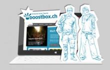 ePortfolio Boostbox.ch