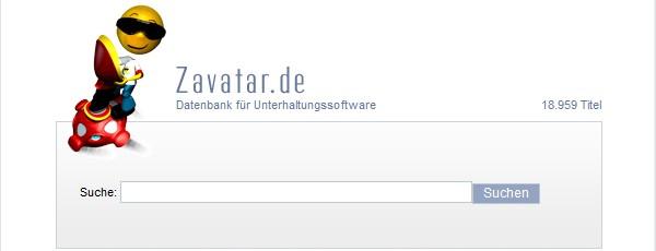 Zavatar.de Das Meldewesen für die Branche
