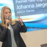 Johanna Jaeger, MACH Trainee Microsoft