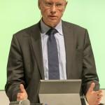 Hans Bernhard Beus, Staatssekretär im Bundesministerium der Finanzen