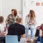 Speed-Dating mit Andrea Buerschaper, Dr. Klein