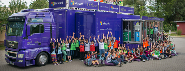 Coding Summer Camp am Beetzsee