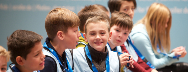 Summit for Kids – Spielerisch zum Datenschutz