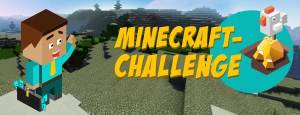 Jugendliche zeigen mit Minecraft ihre Wirtschaft