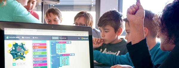 Code your Life: Erste SmartSchool Konferenz