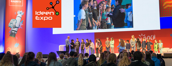 Code your Life auf der IdeenExpo 2017