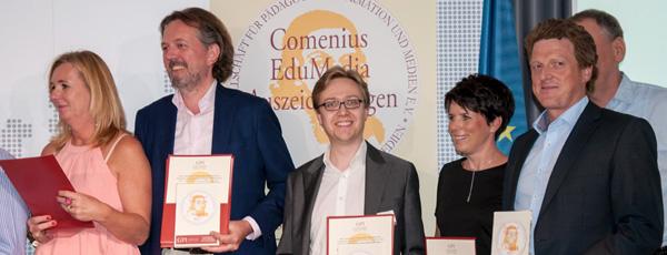 Comenius-Siegel 2017: Projekte ausgezeichnet
